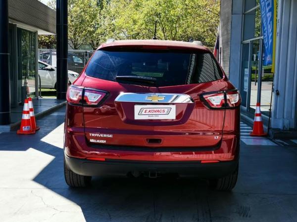 Chevrolet Traverse LT 3.6 año 2018