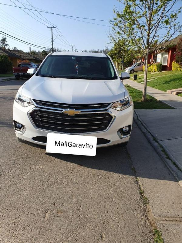 Chevrolet Traverse Premier Auto 4WD año 2019