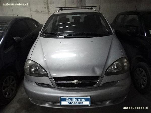 Chevrolet Vivant LS año 2006
