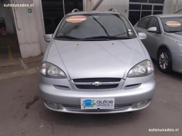 Chevrolet Vivant LS año 2009