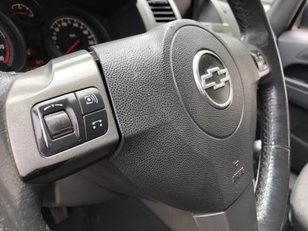 Chevrolet Zafira 1.8 ESSENTIA año 2008