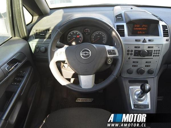 Chevrolet Zafira II año 2011