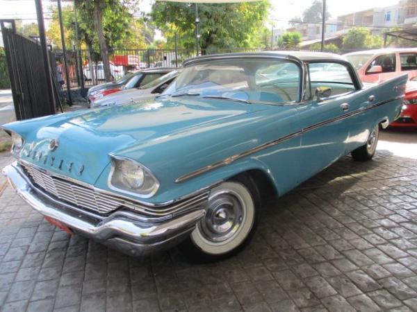 Chrysler 300 BEL AIR V8 año 1957