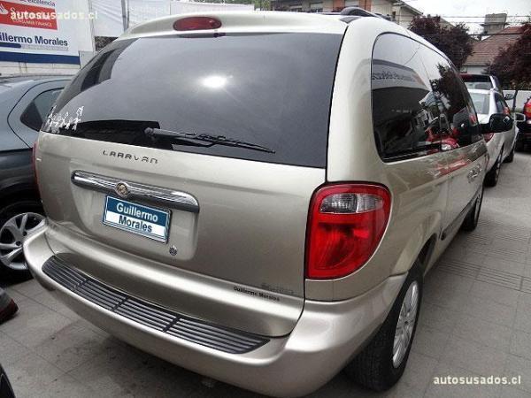 Chrysler Grand Caravan 4x4 año 2007