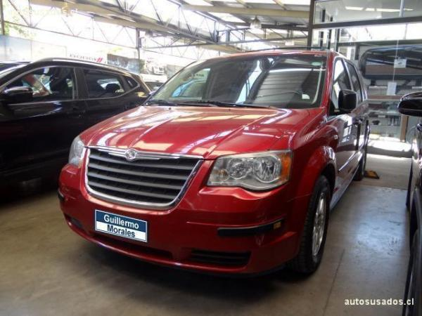 Chrysler Grand Town Country TOURING 3.8 año 2008