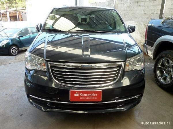Chrysler Grand Town Country LIMITED año 2015