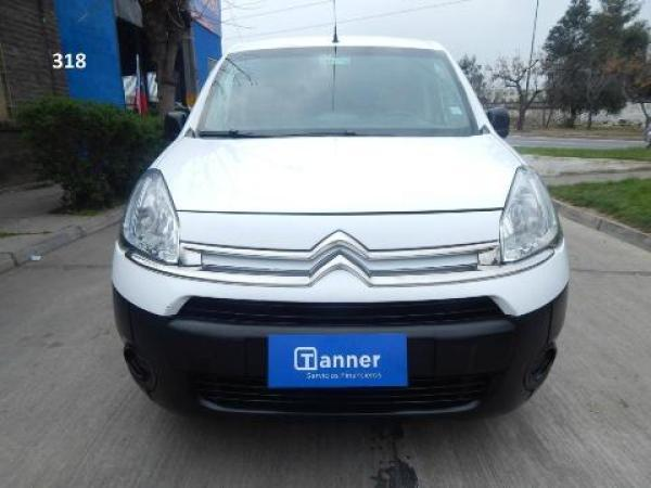 Citroen Berlingo  año 2013