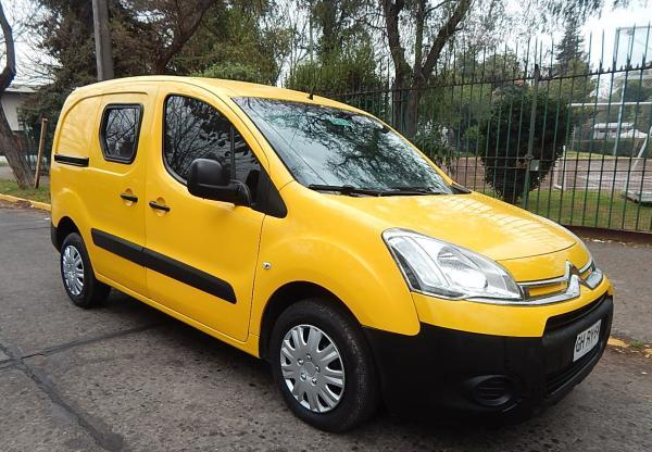 Citroen Berlingo 655 CITROEN BERLINGO HDI año 2014