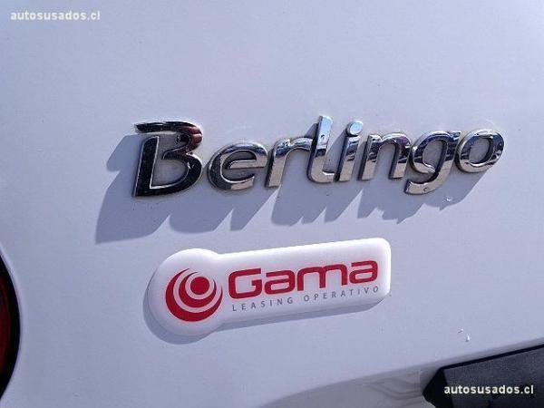 Citroen Berlingo HDI B9 1.6 año 2014