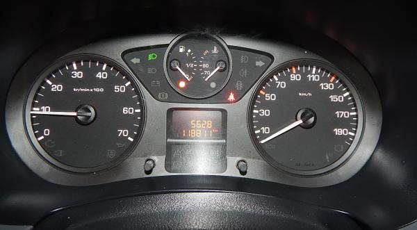 Citroen Berlingo 601 CITROEN BERLINGO B9 C año 2014