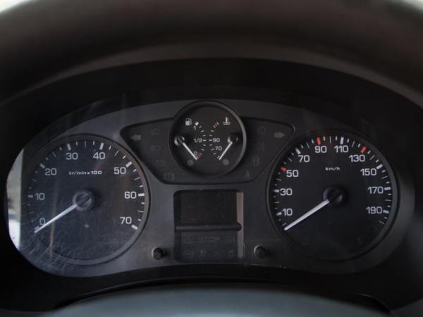 Citroen Berlingo L-HDI 1.6L año 2016