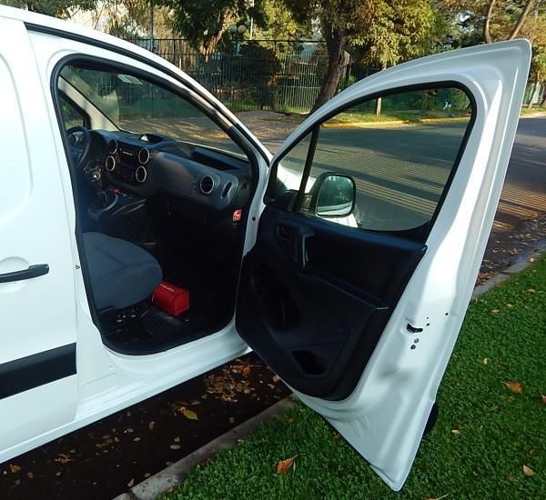 Citroen Berlingo 596 CITROEN BERLINGO B9 año 2016