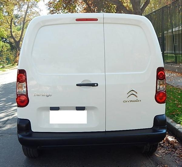 Citroen Berlingo 582 CITROEN BERLINGO HDI año 2016