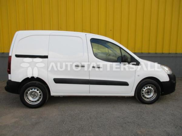 Citroen Berlingo HDI año 2018