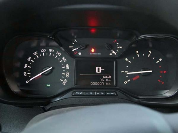 Citroen Berlingo BERLINGO K9 C 1.6 BLUEHDI año 2019