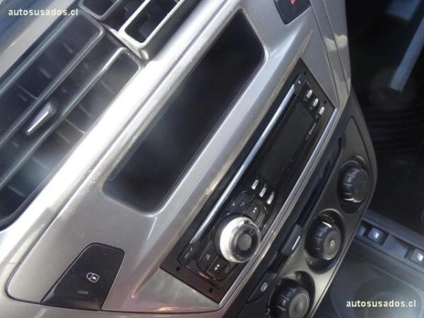 Citroen C-Elysée HDI año 2016