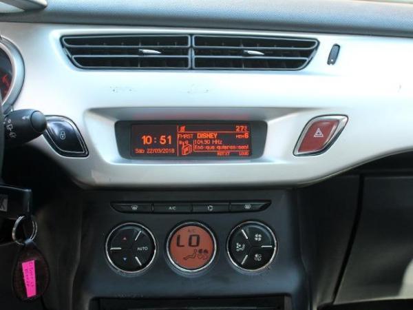 Citroen C3 SX PK 1.4 MT año 2013