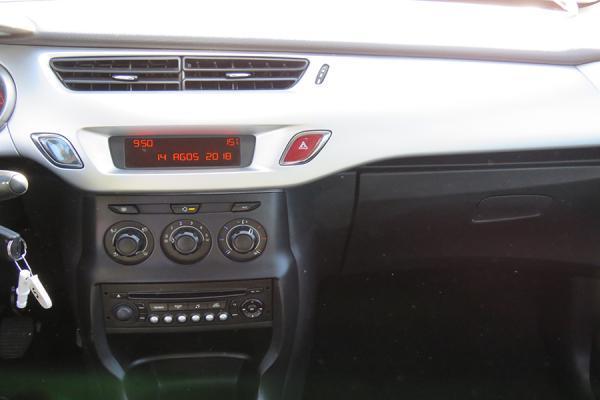 Citroen C3 SX año 2014