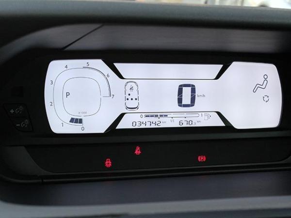 Citroen C4 PICASSO 1.6 año 2017