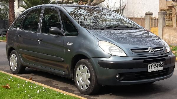 Citroen Picasso Grand año 2008