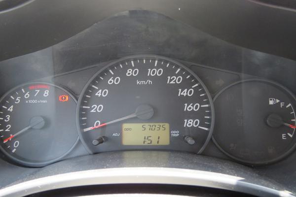 Daihatsu Terios GLI año 2013