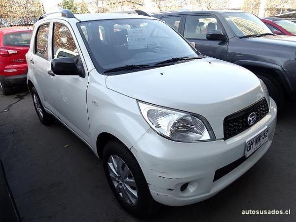 Daihatsu Terios XLI año 2014