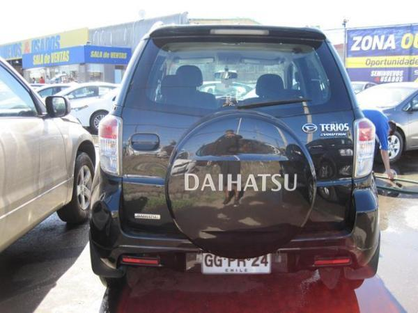 Daihatsu Terios Terios Lei 1.5 año 2014