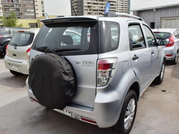 Daihatsu Terios TERIOS XLI 1.5 año 2014