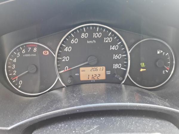 Daihatsu Terios TERIOS GLI 1.5 año 2016