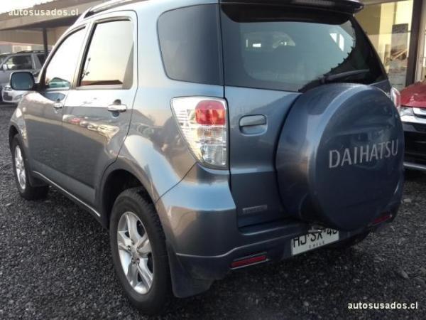 Daihatsu Terios NEW TERIOS 1.5 año 2016