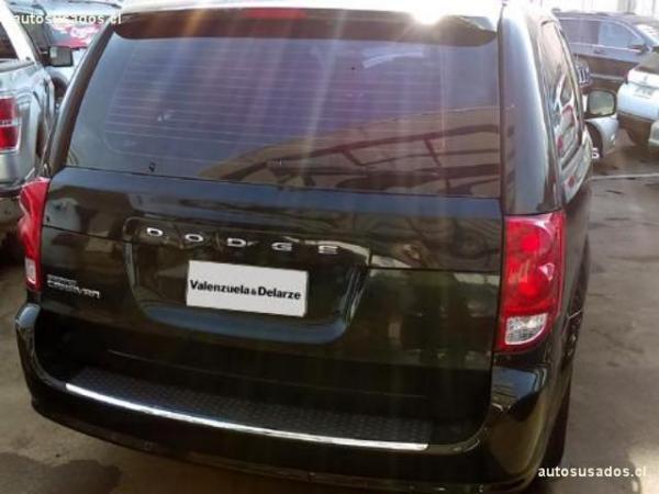 Dodge Caravan GRAND año 2014