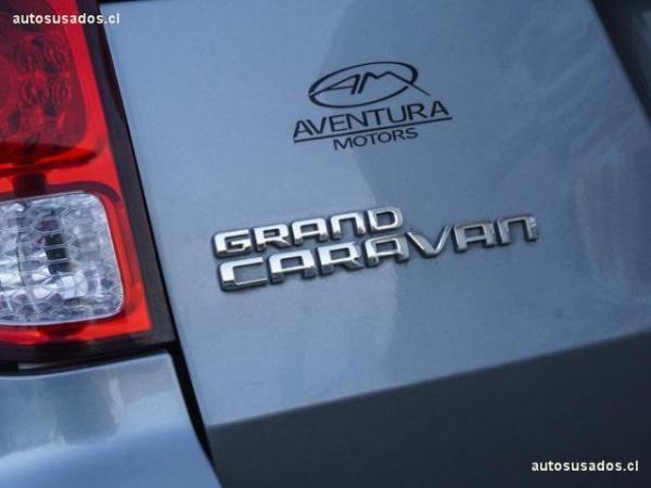 Dodge Caravan GRAND CARAVAN 3.6 año 2015