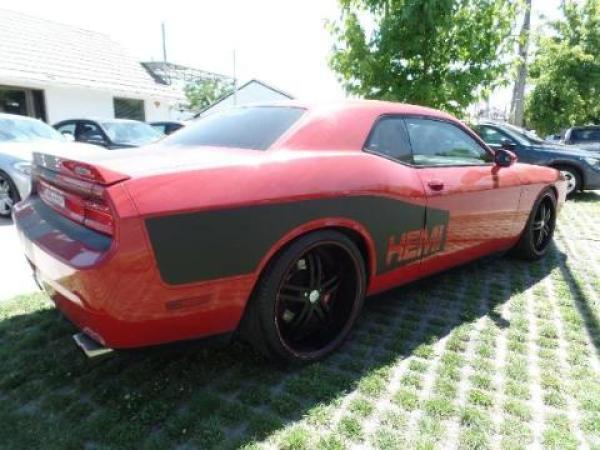 Dodge Challenger  año 2012