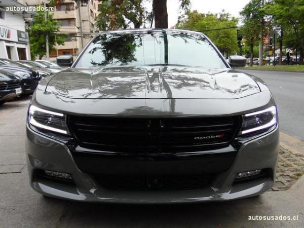 Dodge Charger Rallye AWD 3.6L año 2018