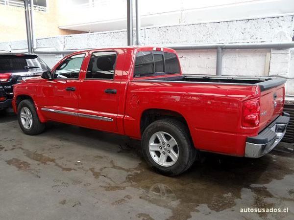 Dodge Dakota  año 2011