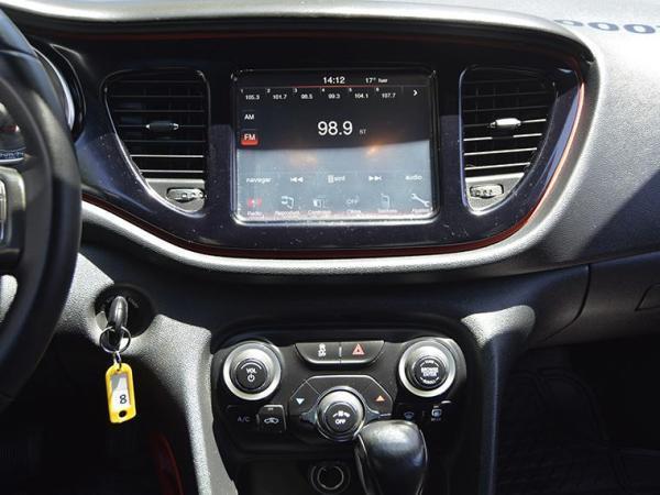 Dodge Dart SXT 2.0 AUTAUT 2.0 4 año 2014