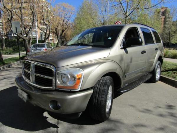 Dodge Durango 4.7 año 2006