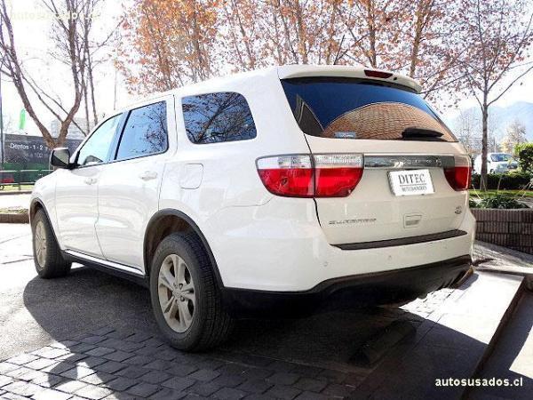 Dodge Durango  año 2011