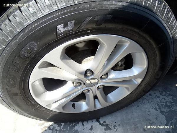 Dodge Durango EX año 2012