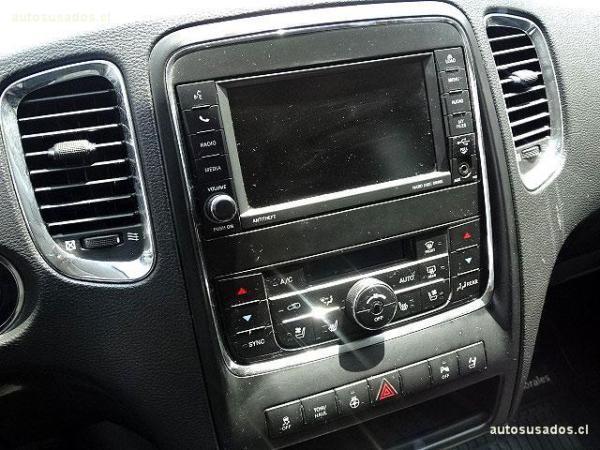 Dodge Durango CITADEL 5.7 año 2012