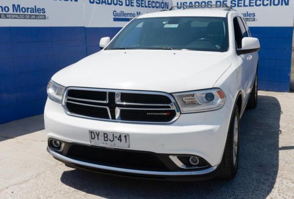 Dodge Durango DURANGO año 2014