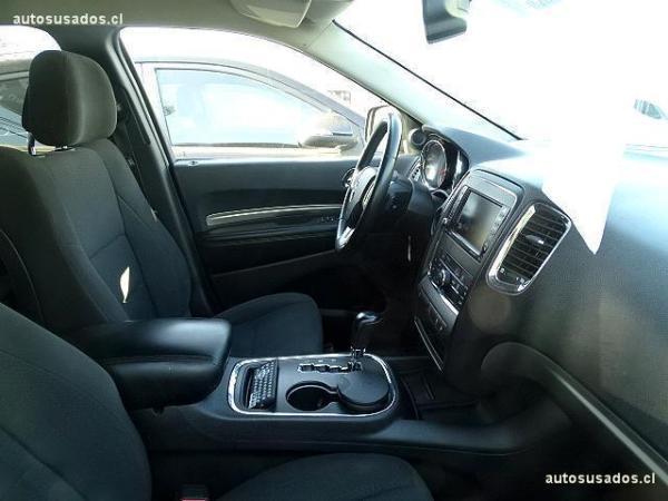 Dodge Durango EX año 2014