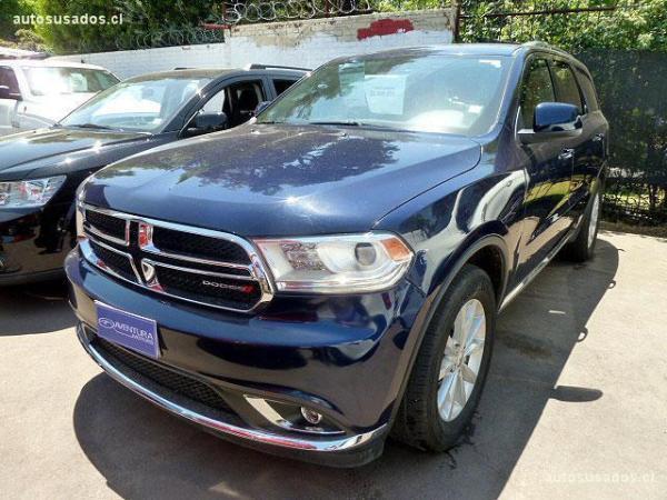 Dodge Durango SXT 3.6 AWD año 2014