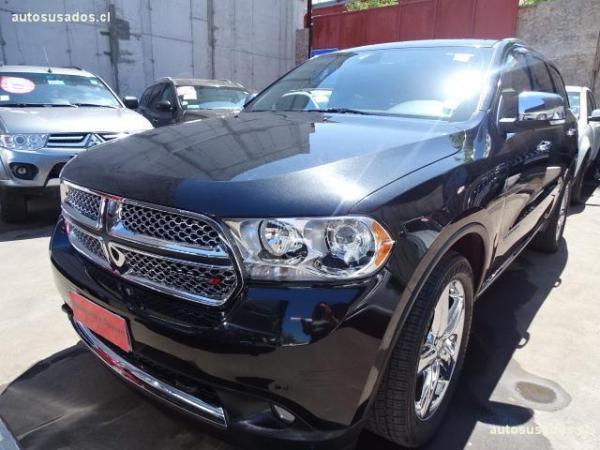Dodge Durango  año 2014