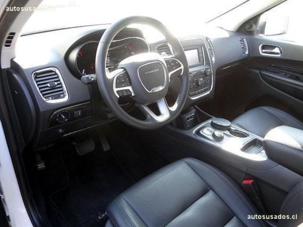 Dodge Durango LIMITED AWD año 2015