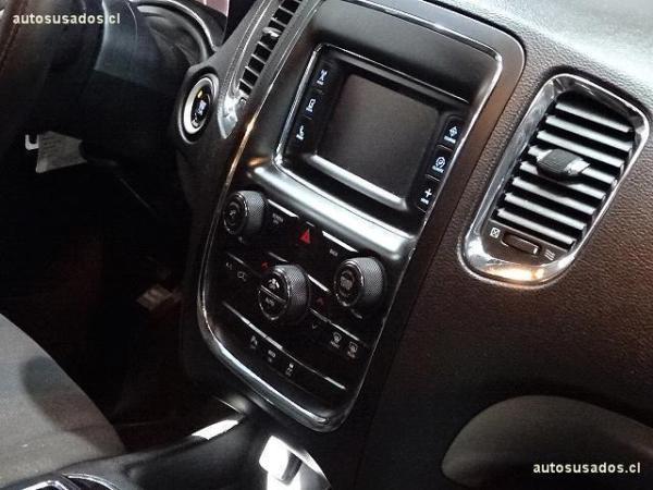 Dodge Durango SXT año 2015