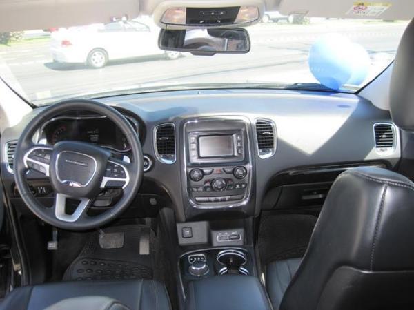 Dodge Durango Durango Ltd 4x4 3.6 año 2016