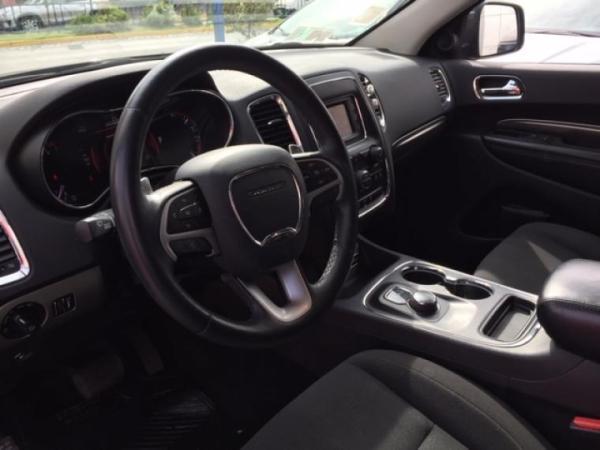 Dodge Durango SXT 3.6 . 4X2 año 2016
