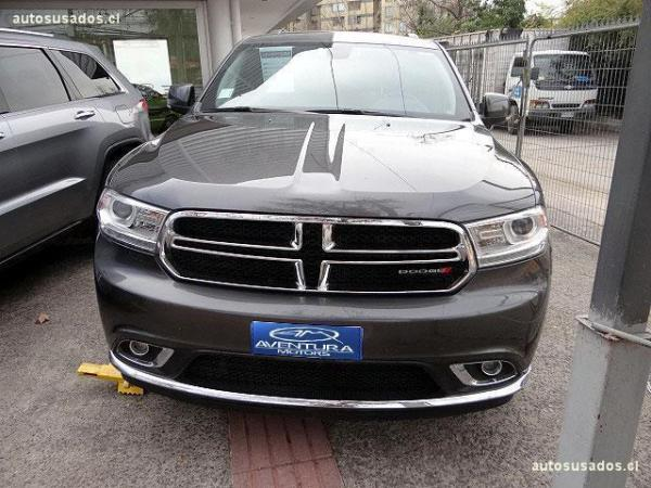 Dodge Durango LTD LX 4X4 3.6 año 2016