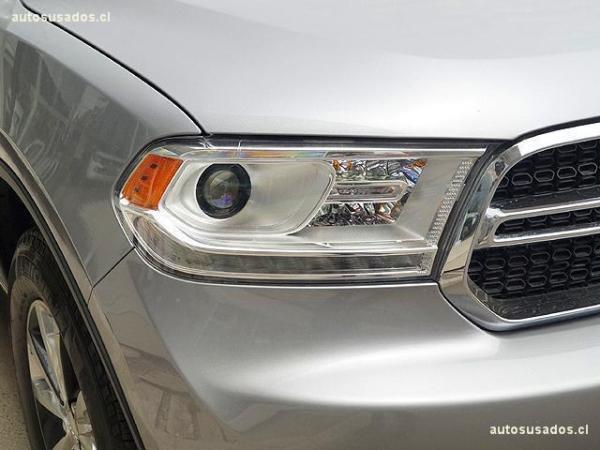 Dodge Durango LIMITED LX 4X4 3.6 año 2017